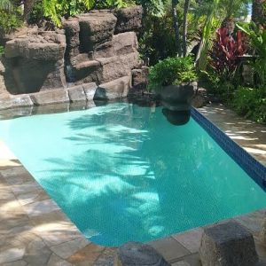 residential property management maintenance pool area